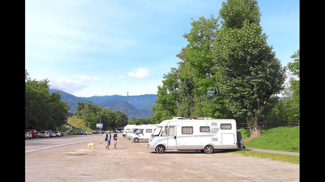 Bruneck Stellplatz