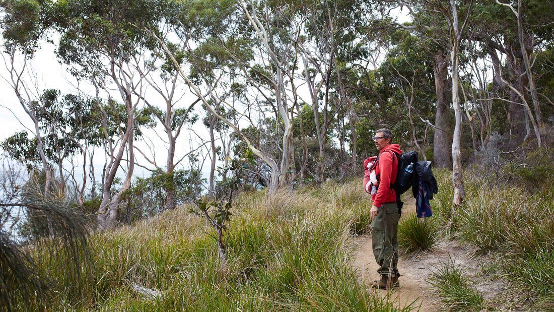 Bruny Island, Tasmanien