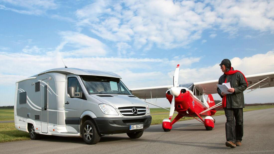 Bürstner Aero Van t 700