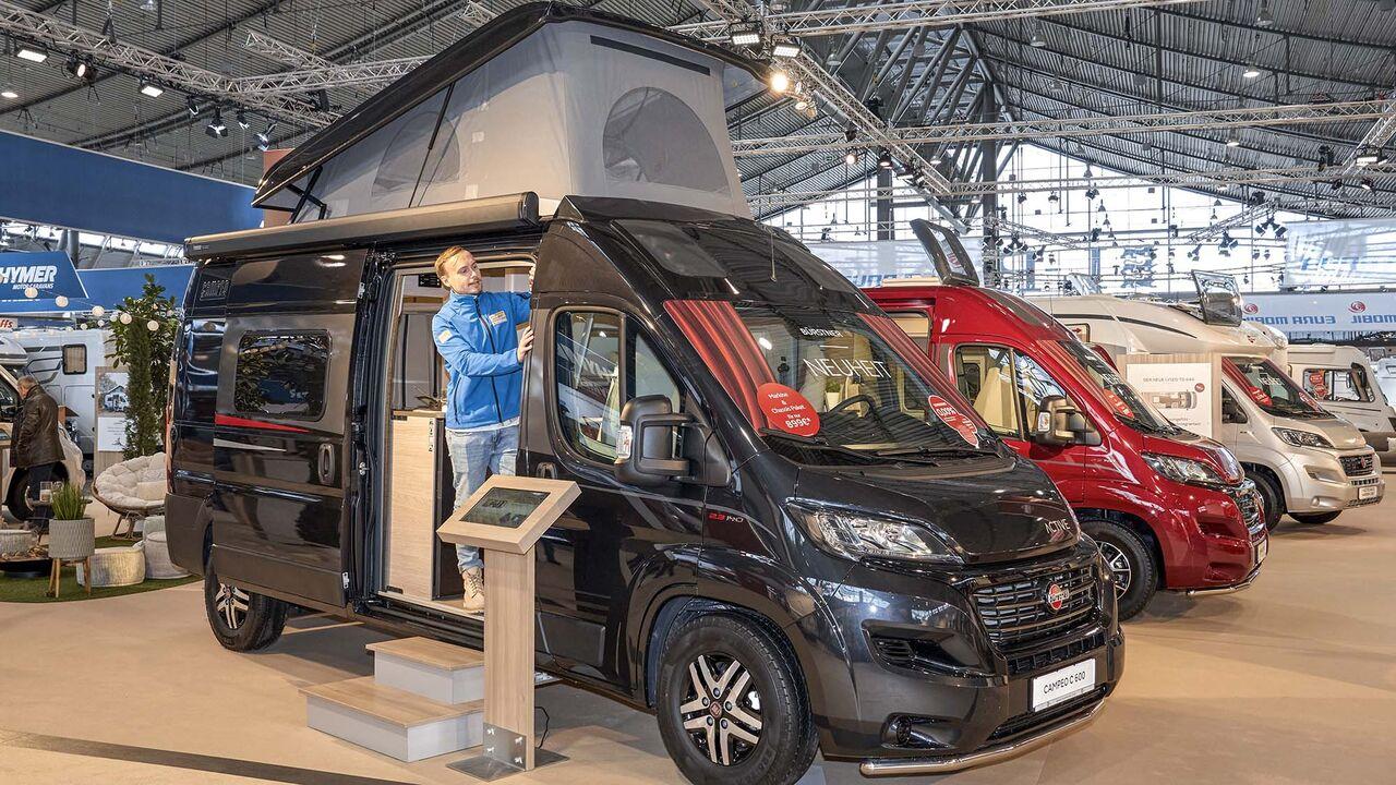 Campervans 8: Alle Campingbusse in Bulli-Größe  Promobil