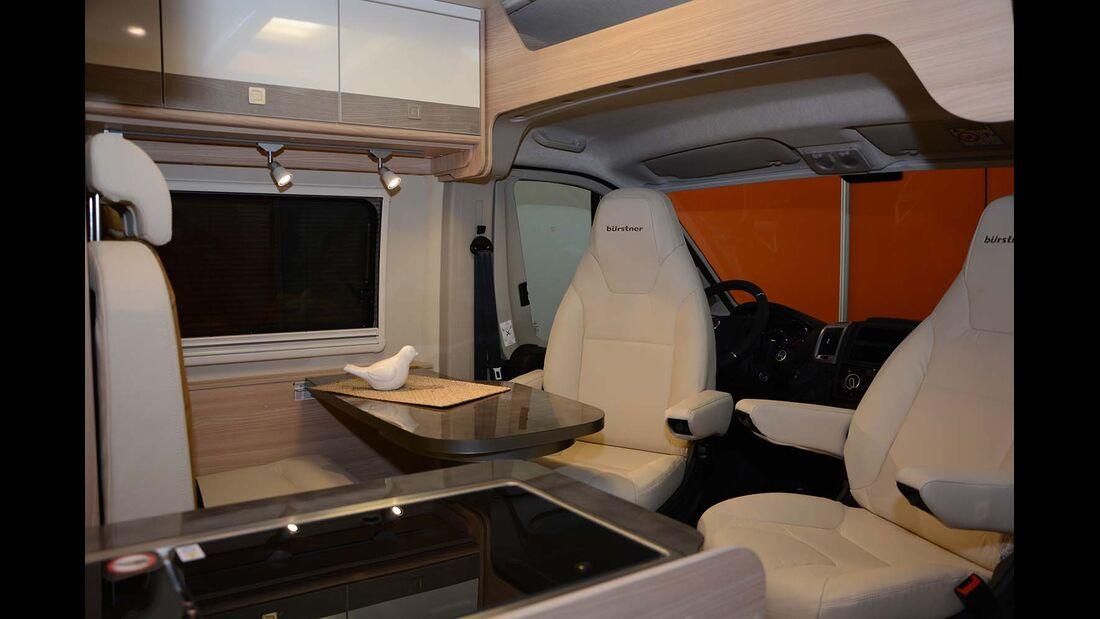 Buerstner City-Car C 540