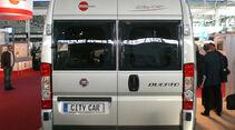 Bürstner City Car C-550 C-600 CMT 2009 Reisemobile Wohnmobile promobil