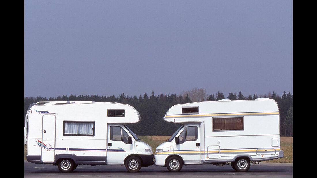 Buerstner Eura Mobil von 1995