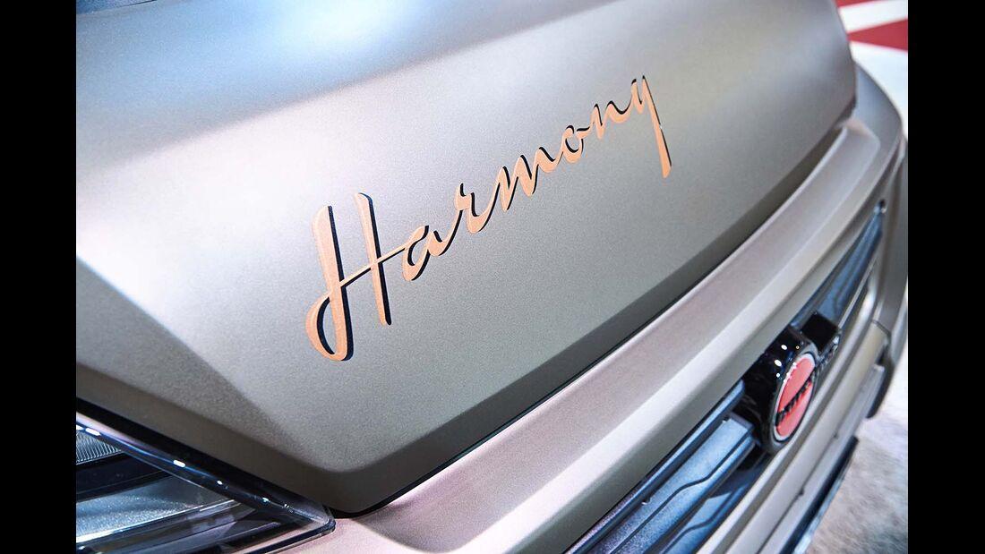 Bürstner Harmony (2017)