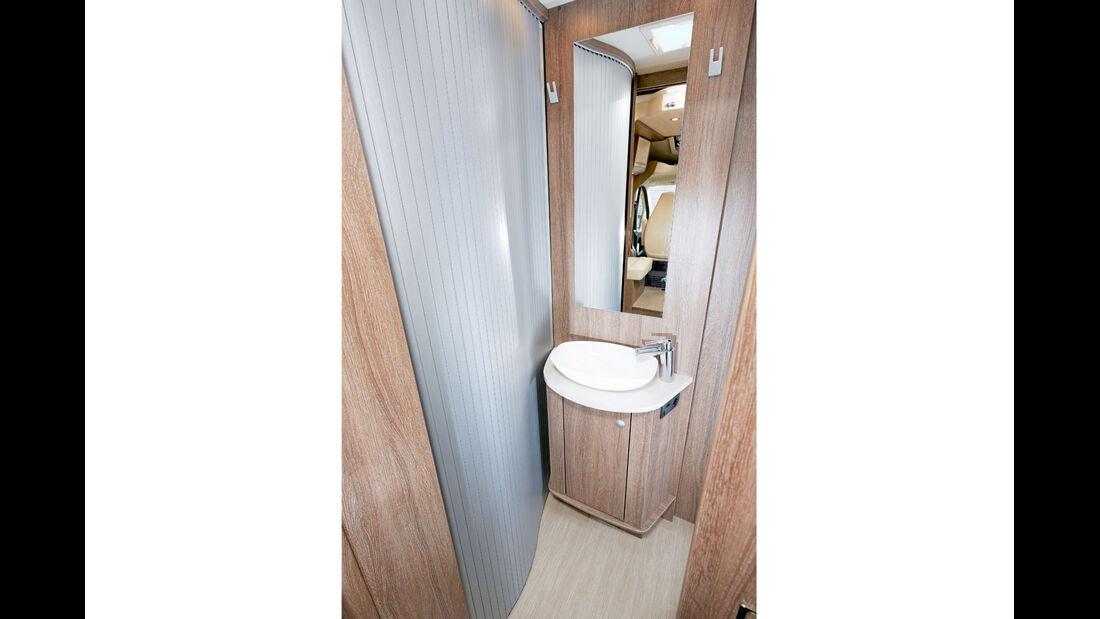 Bürstner Ixeo Time it 748 mit Toilette