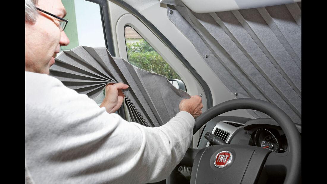 Bürstner Ixeo Time it 755 mit Fahrerhausverdunkelung