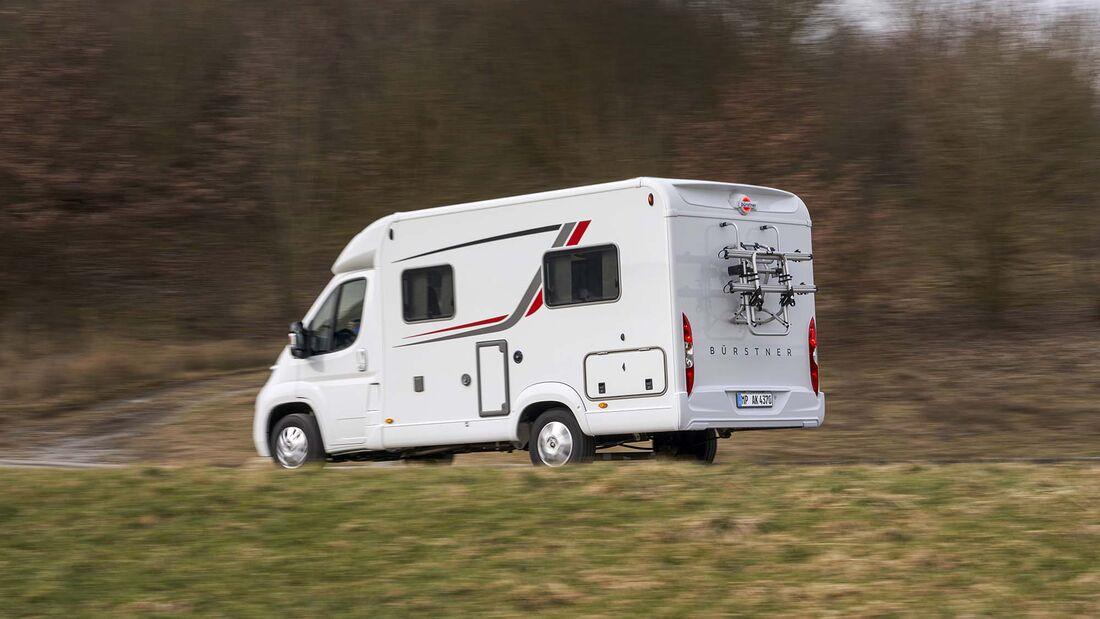 Bürstner Nexxo Van T 569 (2021)