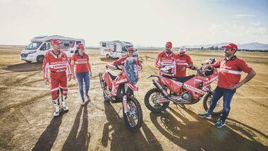 Bürstner Rallye Dakar