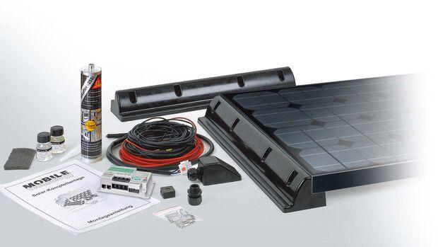 Büttner Elektronik Solar-Anlage