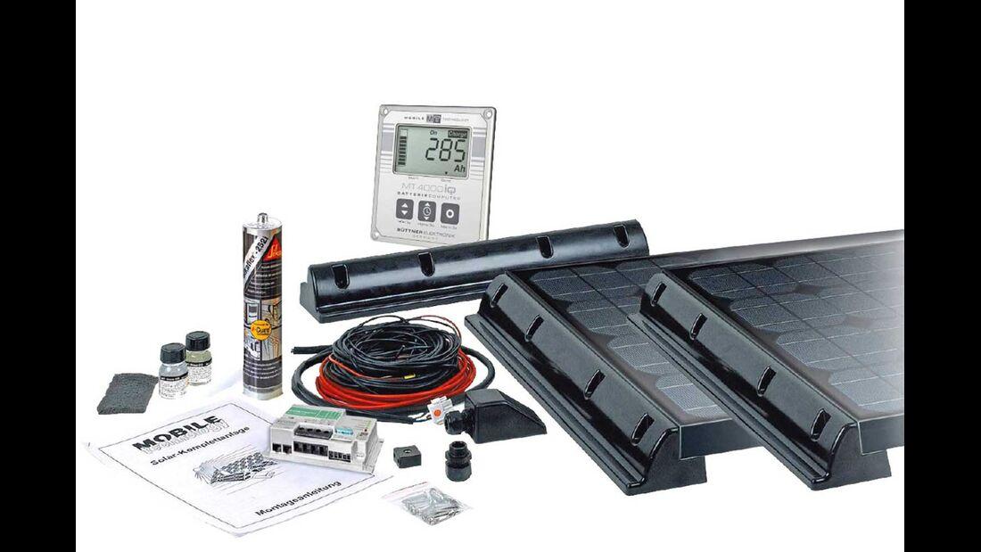 Büttner Solaranlage Black-Line MT 200 MC