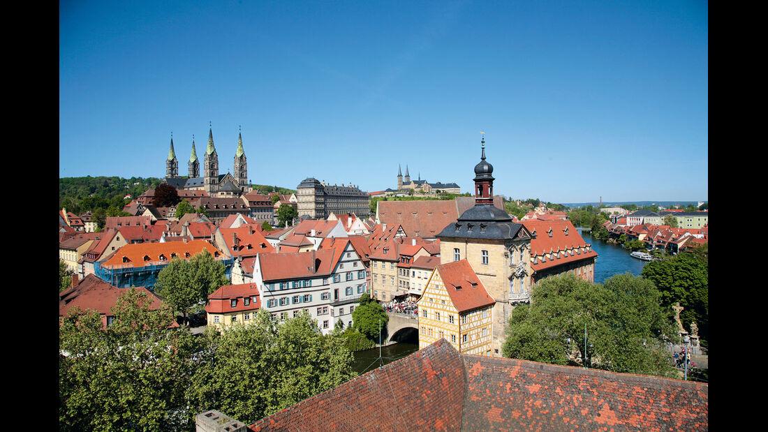 Burgenstraße Bamberg
