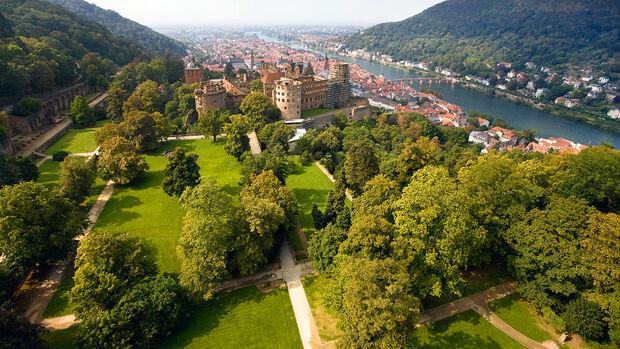 Burgenstraße Heidelberg