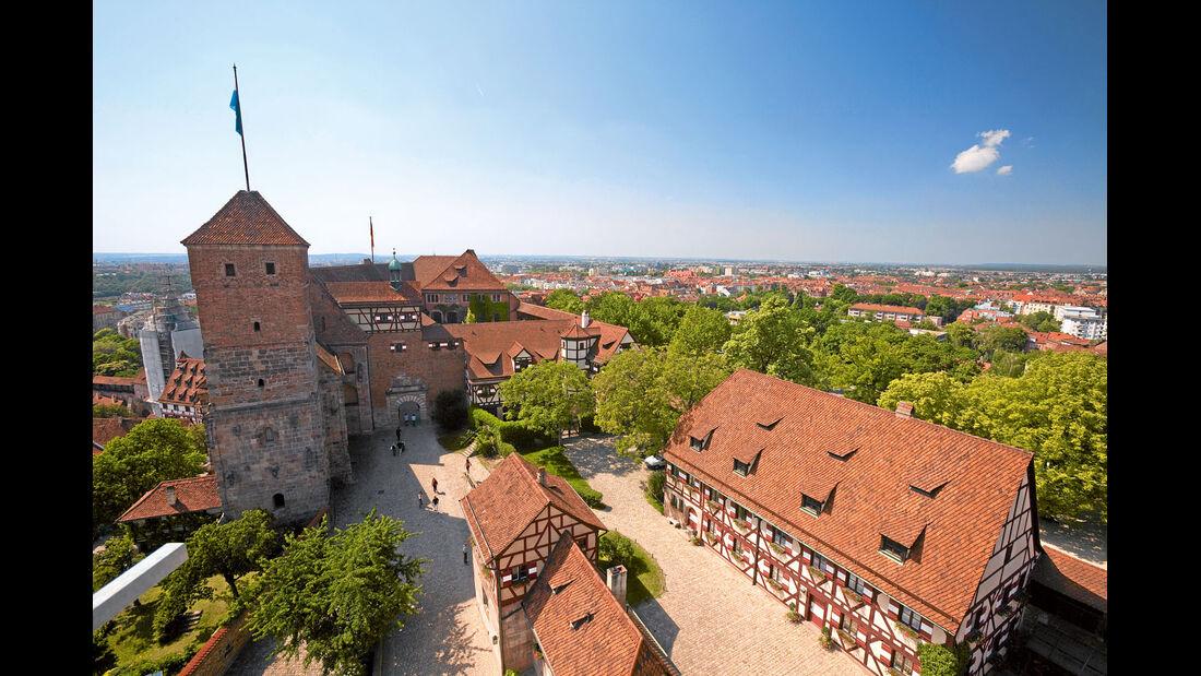 Burgenstraße: Nürnberg