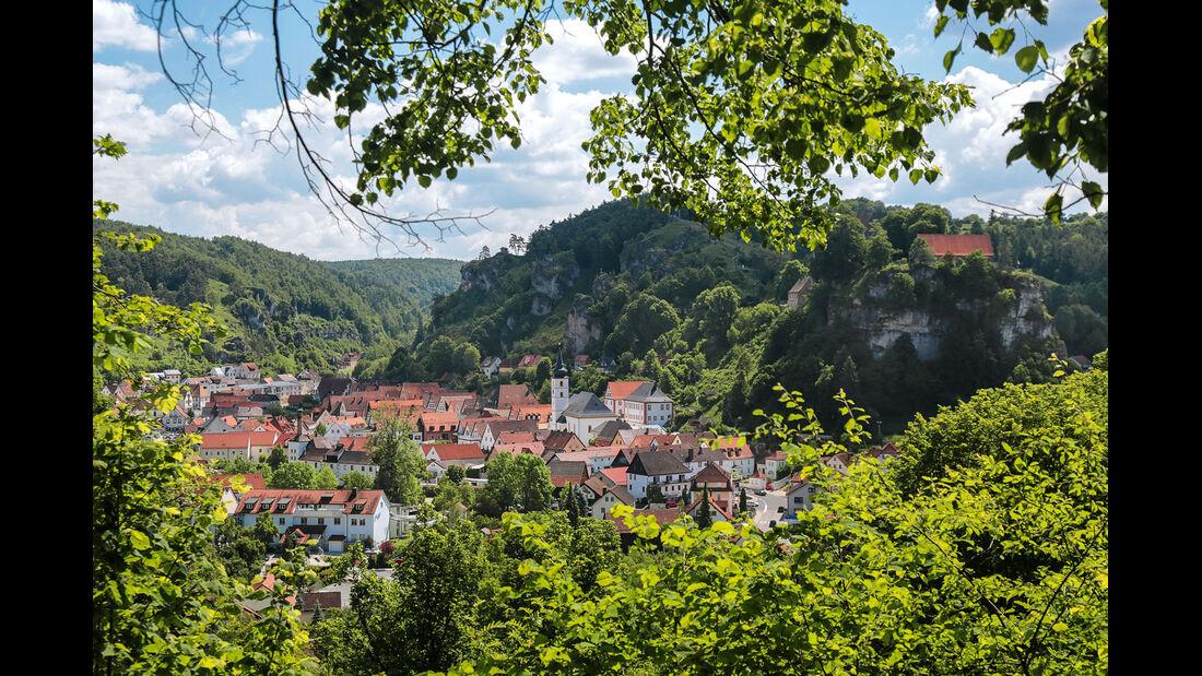 Burgenstraße, Pottenstein