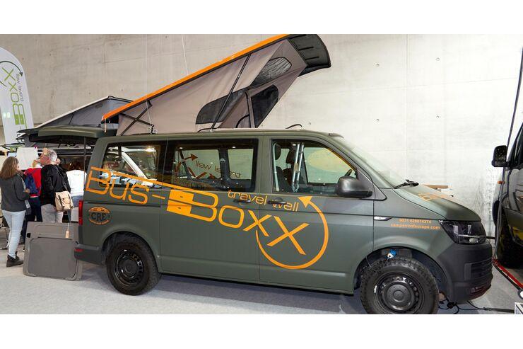 Tischerweiterung für 4 Personen Kleiner, Grosser Bus