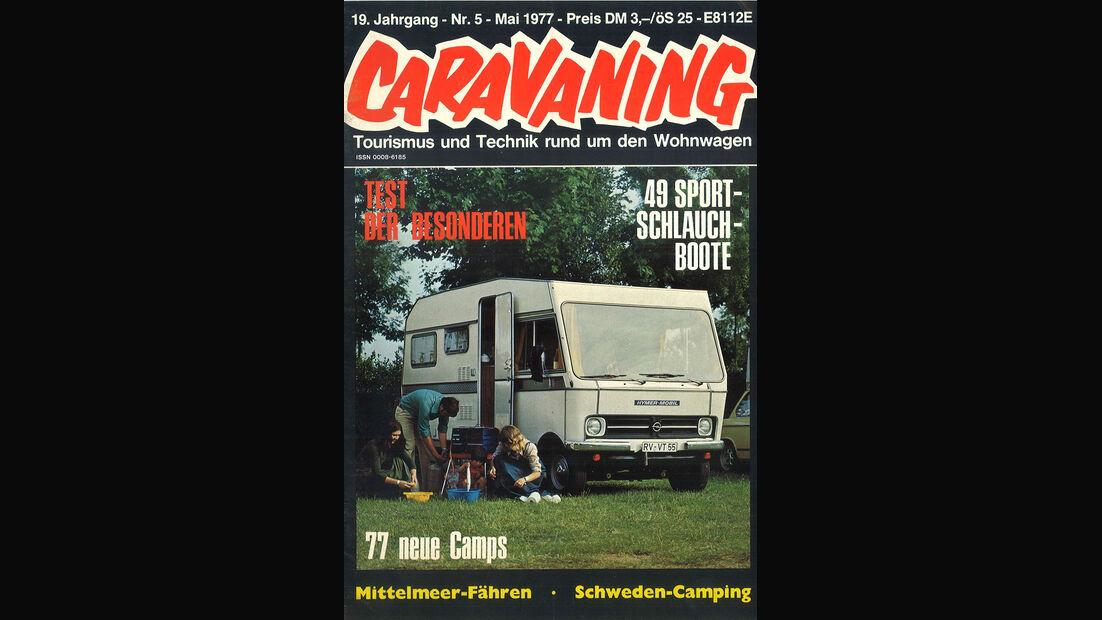 CARAVANING 77