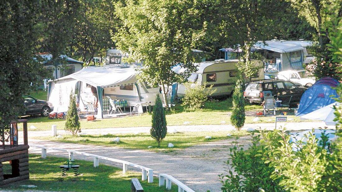 CC Dänemark Sejs Bakker Camping