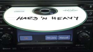 CD im Auto