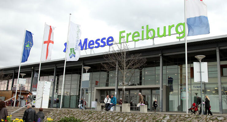 CFT Messe in Freiburg