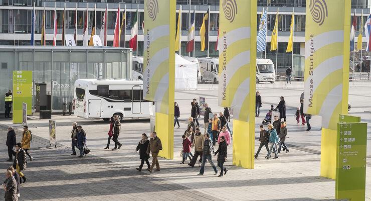 CMT 2014, Messe Stuttgart