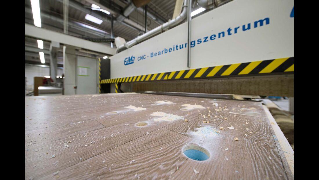 CNC-Fräse