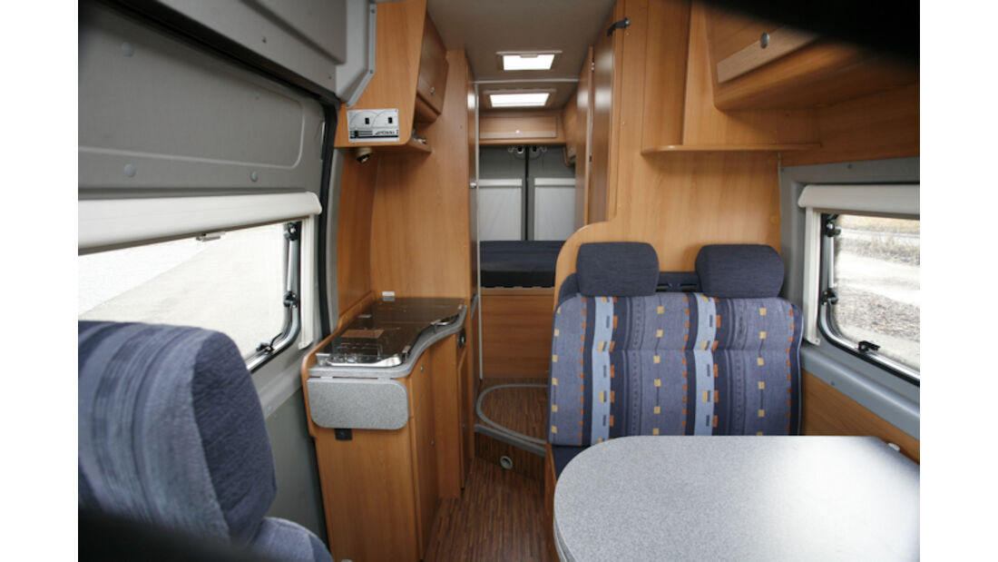 Camp Challenge Mit dem Reisemobil in 80 Tagen um die Welt Reise Wohnmobile promobil Pössl Renault Roadmaster L