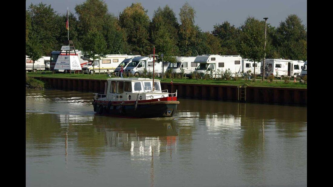 Camp Marina Alte Fahrt in Greven