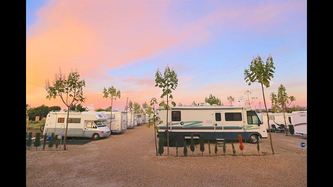 Camper Park Area 7 Campello