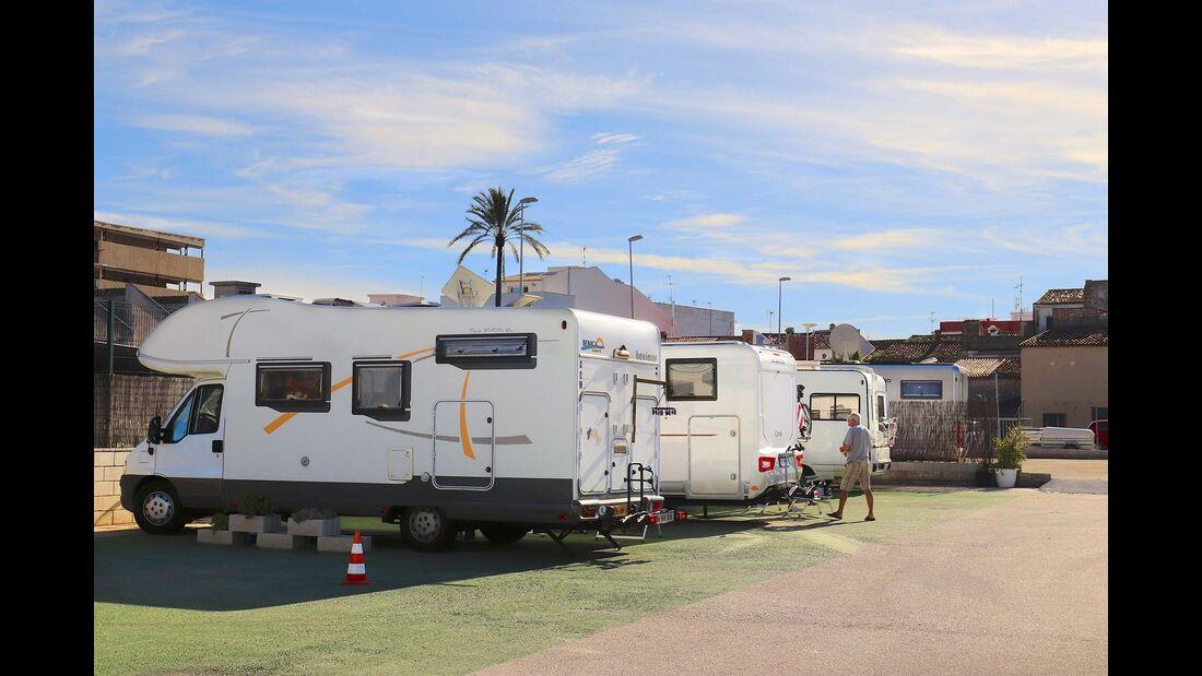 Camper Park km Zero