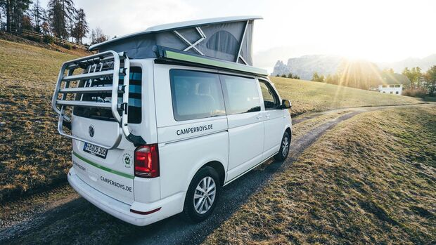 Camperboys VW T6 California