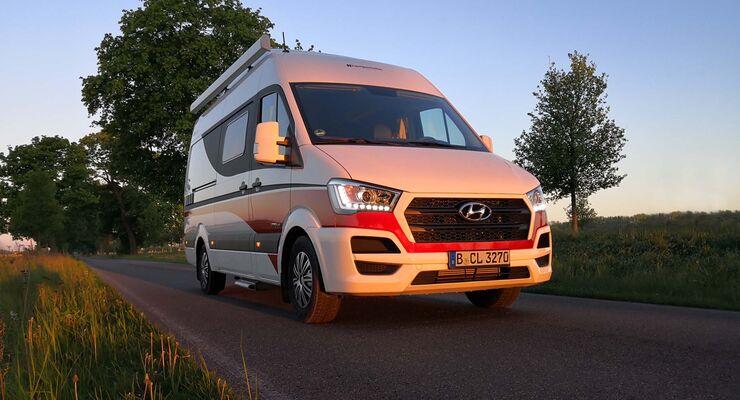 Camperliebe cl1 Hyundai