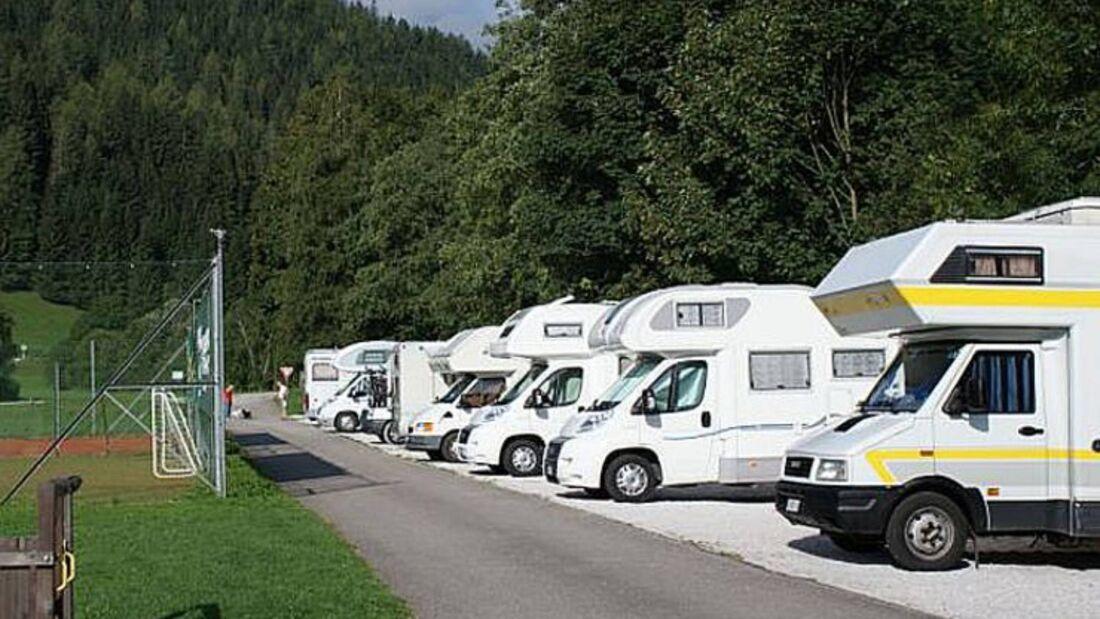Camperpark Nockberge