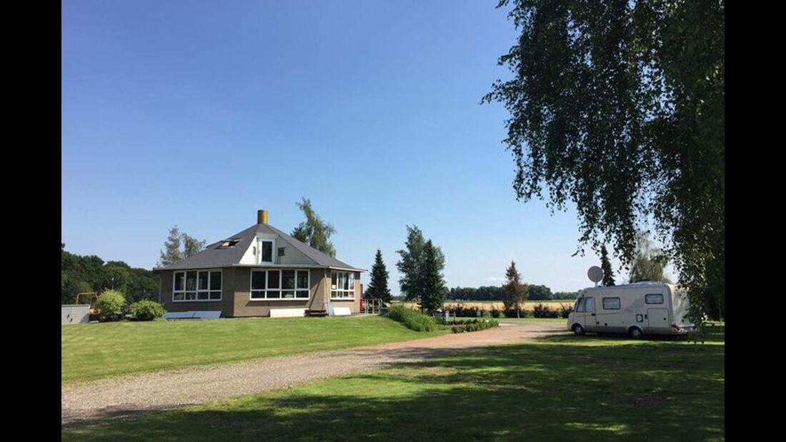 Camperpark Turfstee V.O.F.