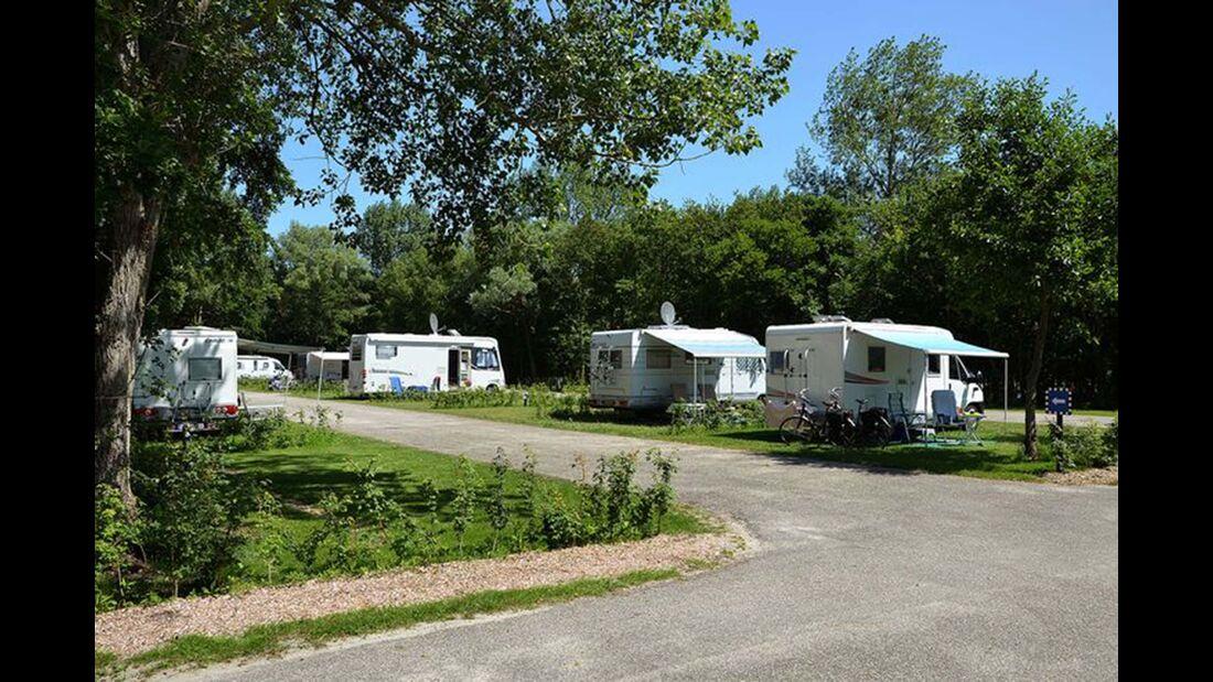 Camperpark Zeeland