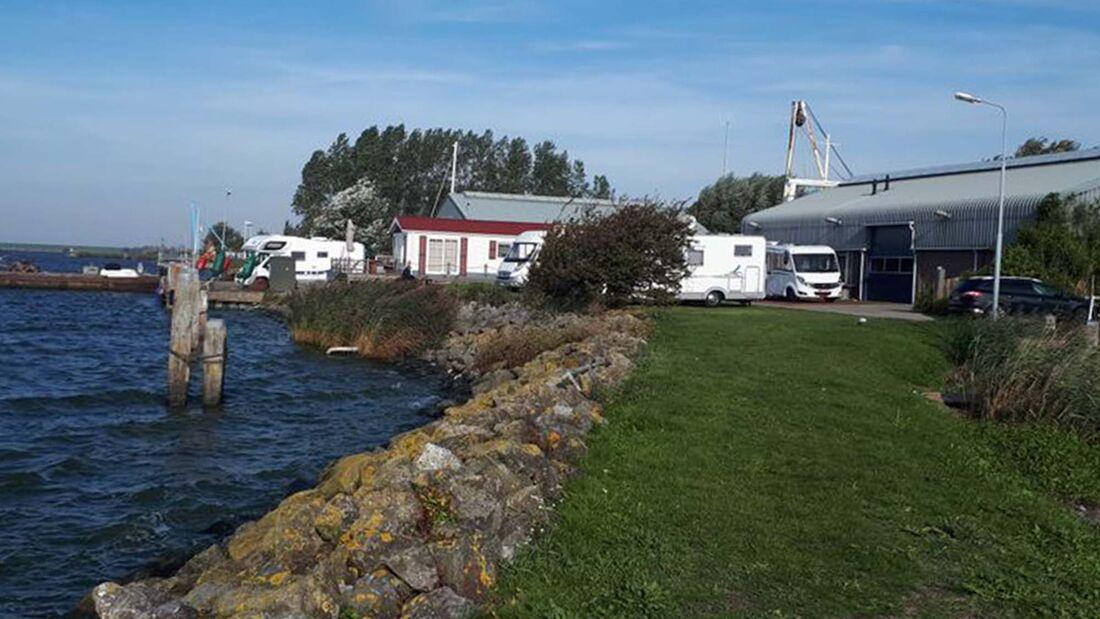 Camperplaatsen Lauwersoog