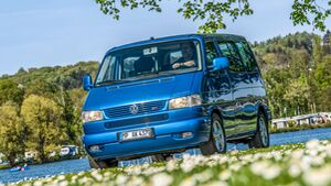 Campervan VW T4