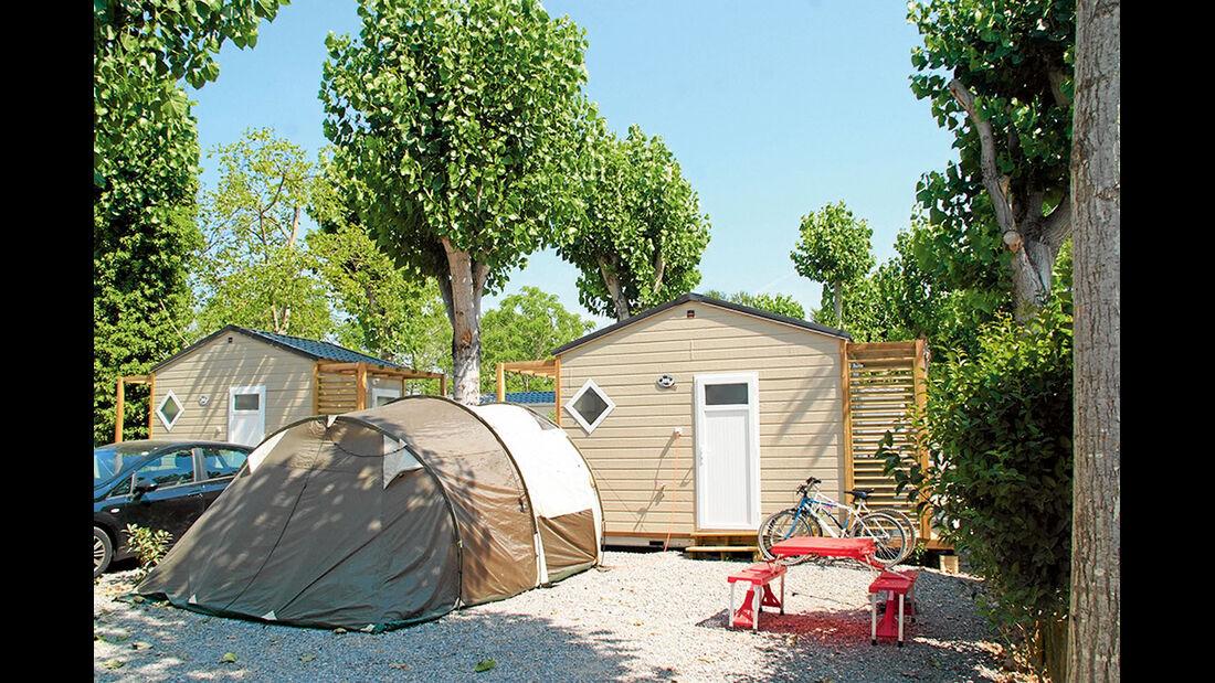 Camping Antipolis bei Antibes