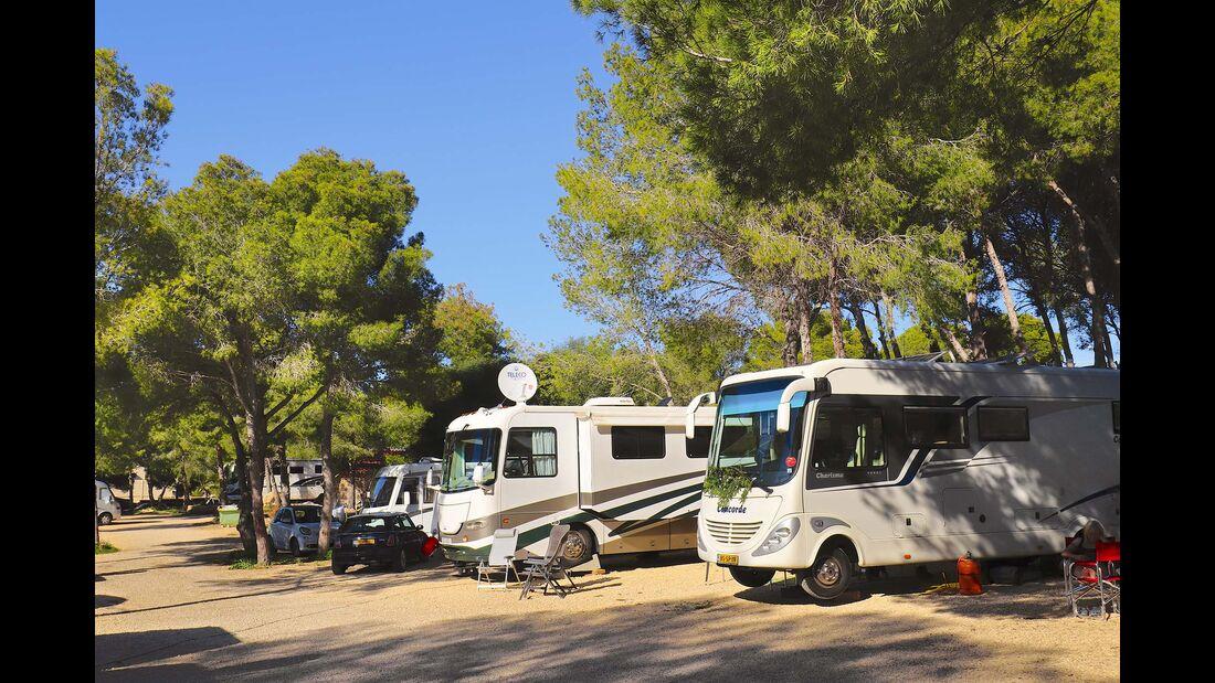 Camping Area Estrella Polar