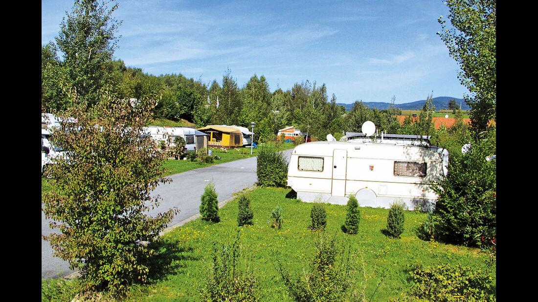 Camping Bavaria Kur und Sport