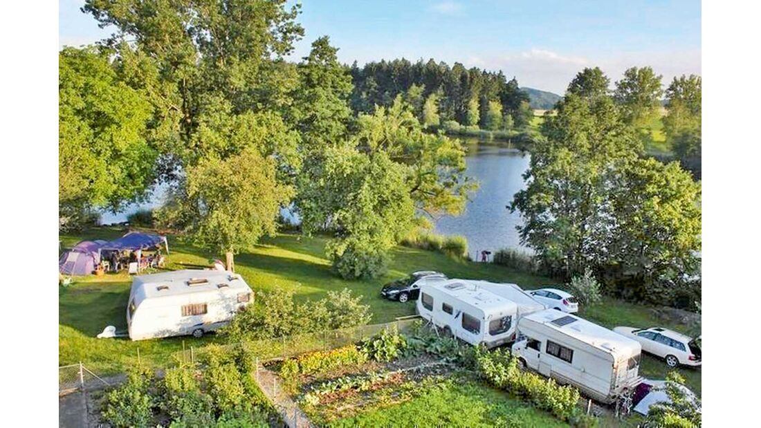 Camping Buchseehof Ravensburger Spieleland