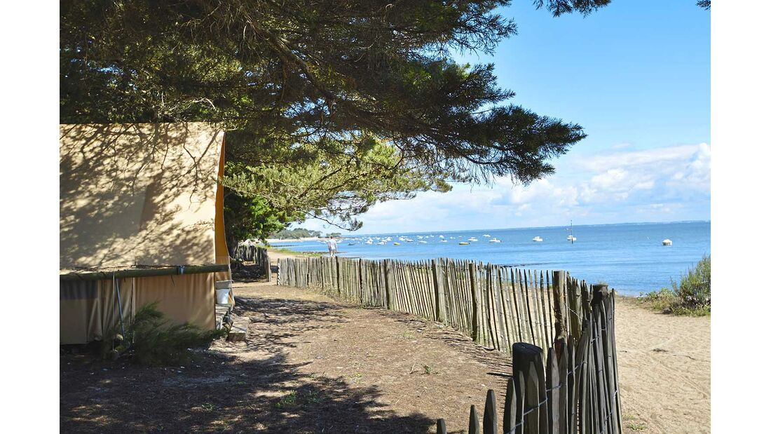Camping Indigo Noirmoutier Frankreich