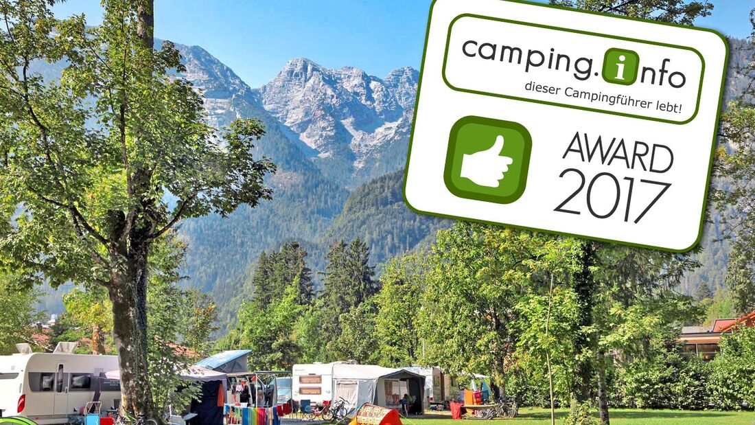Camping.Info Award 2017