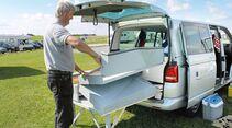 Camping-Klappkiste VW T5