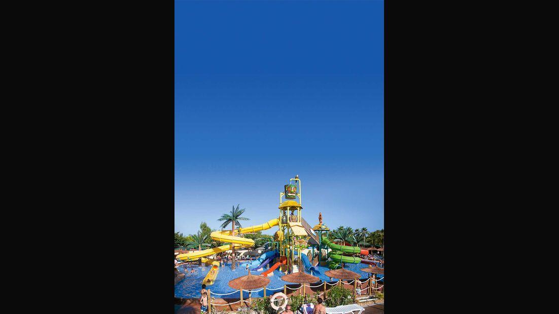 Camping La Marina Wasserspiele