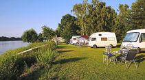 Camping Land an der Elbe