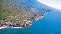 Camping Lombardi in Malcesine