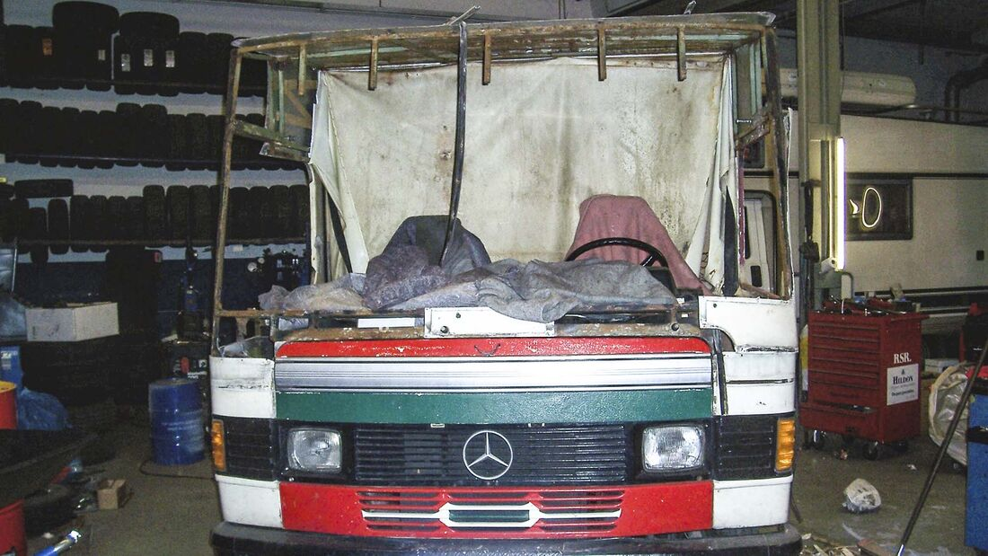 Camping-Oldies