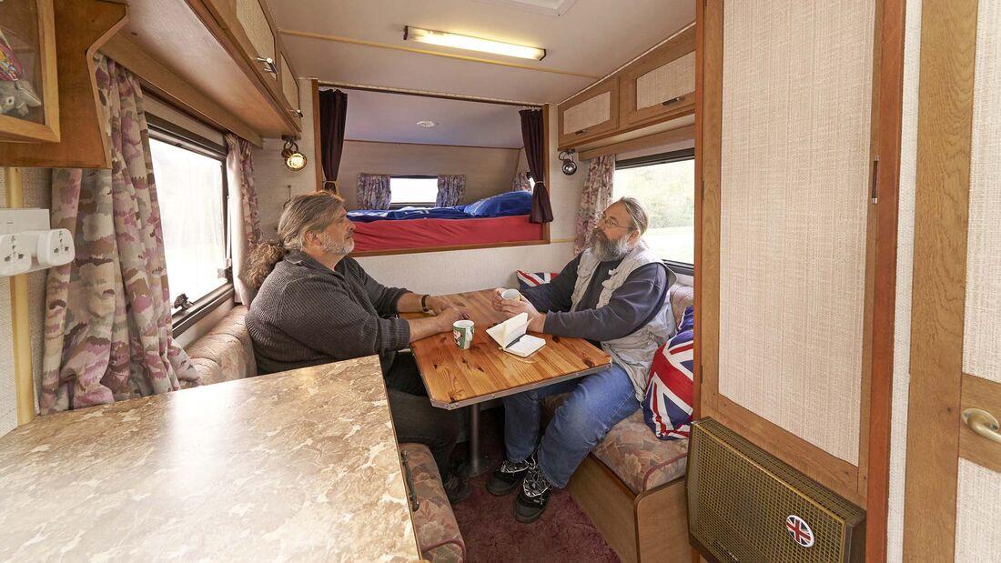 Camping Oldtimer Peugeot 509