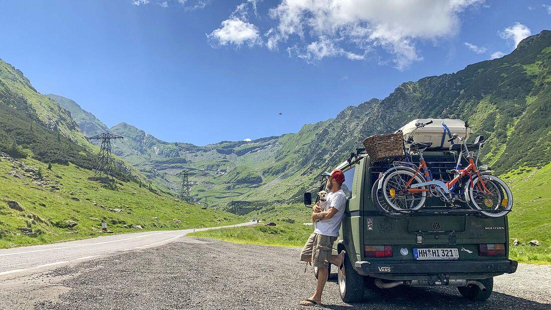 Camping Rumänien