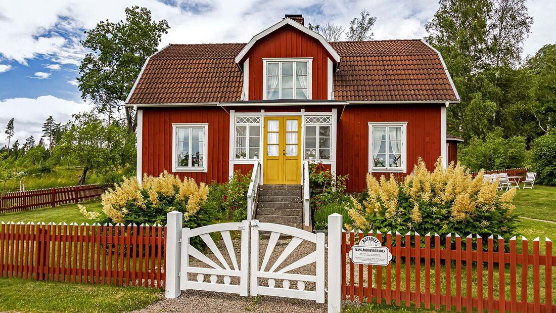 Camping,Schweden
